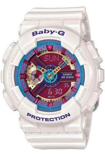 часы casio baby-g женские инструкция