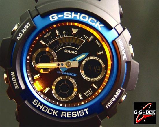 b3113d3ff342 Часы Casio G-Shock AW-591-2A наручные часы casio CASIO G-SHOCK ...