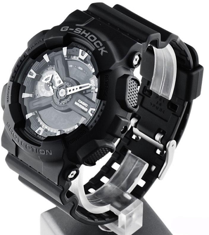 G shock ga110 1b watch