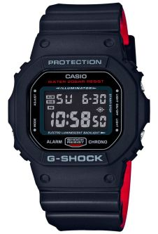 Часы CASIO DW-5600HR-1E