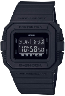 Часы CASIO DW-D5500BB-1ER