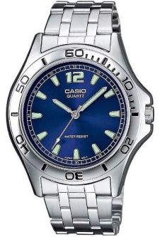 Часы CASIO MTP-1258PD-2A
